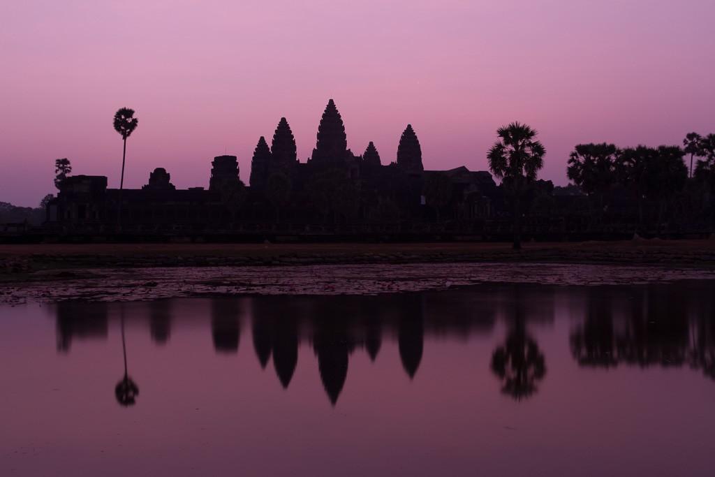 Sunrise @ Angkor Vat