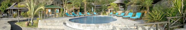 Lembeh Resort Pool